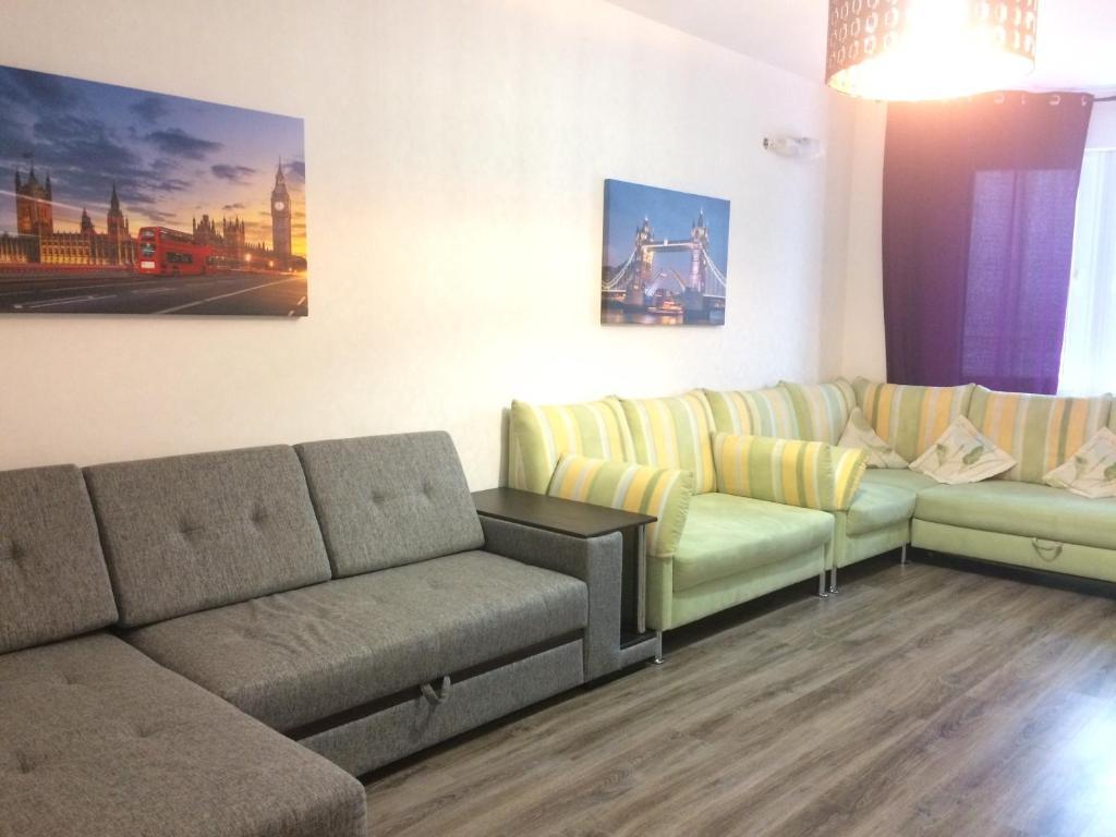 Апартаменты На Подмосковном Бульваре 13, Красногорск