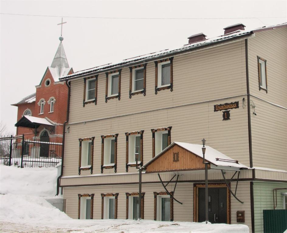 Апартаменты Студии на Гражданской, Владимир
