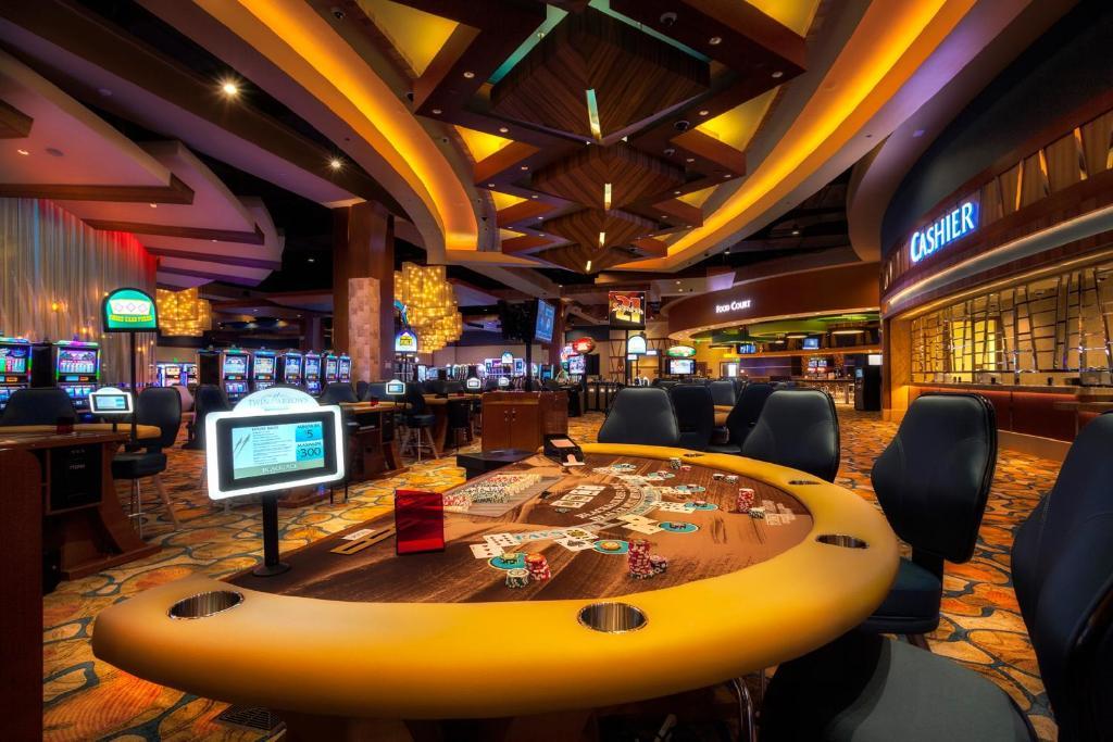 Casino esort linesmarker gambling