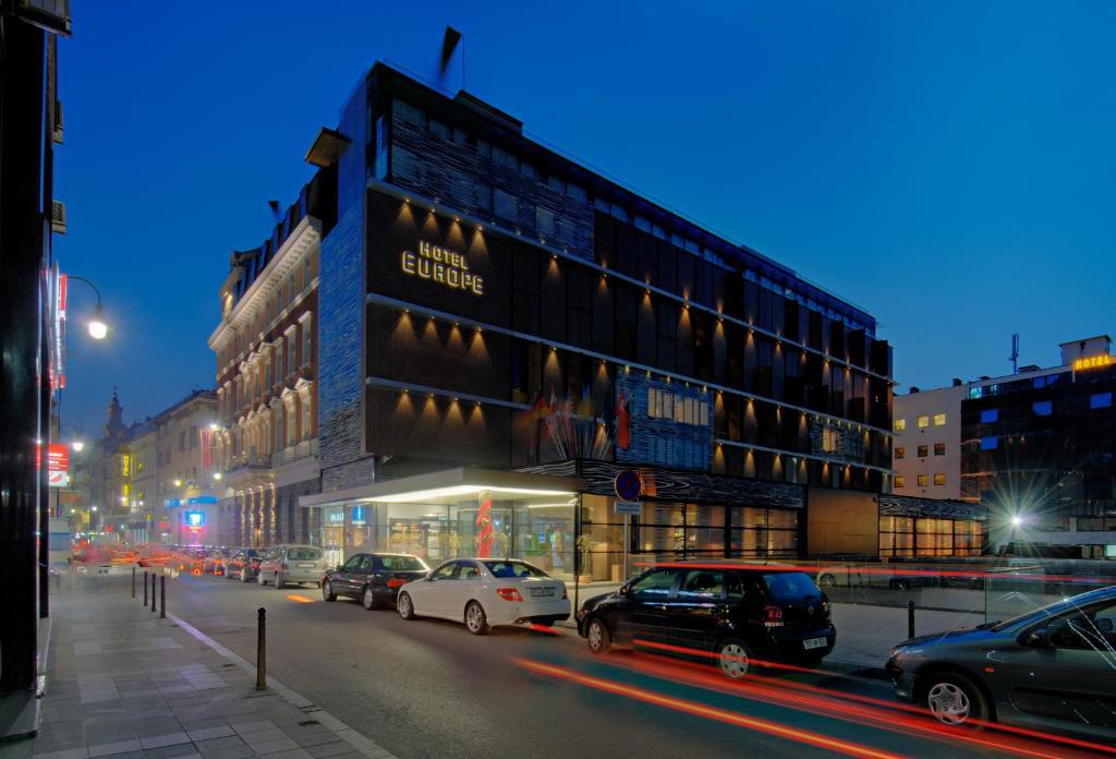 Hotel Europe, Сараево, Босния и Герцеговина