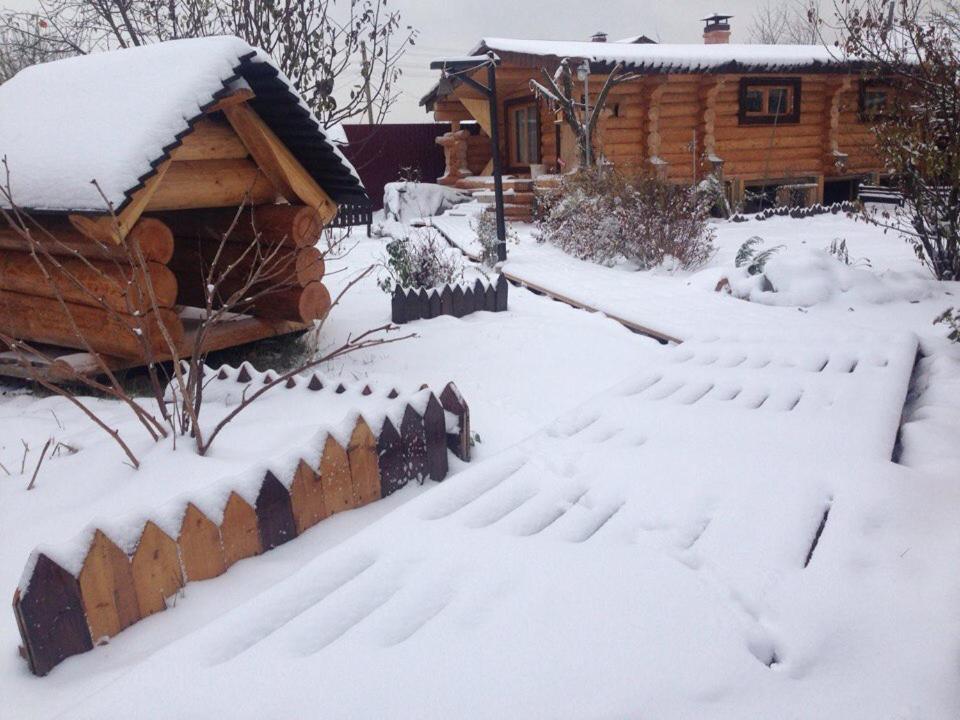 Гостевой дом Русская эко-баня