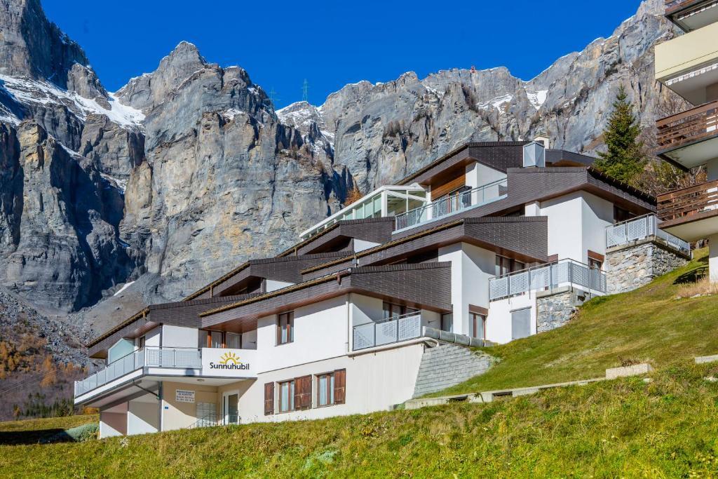 Sunnuhubil Leukerbad, Лойкербад, Швейцария