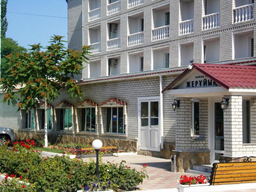 Отель Zeruik, Актау, Казахстан