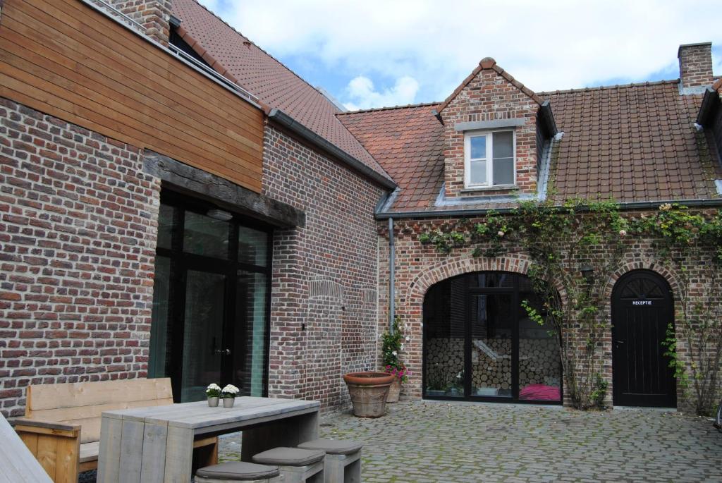 De Sjeiven Dorpel, Маасейк, Бельгия