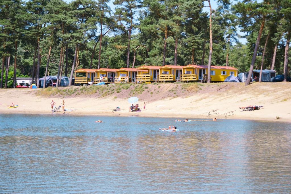 Oostappen Vakantiepark Blauwe Meer, Ломмель, Бельгия