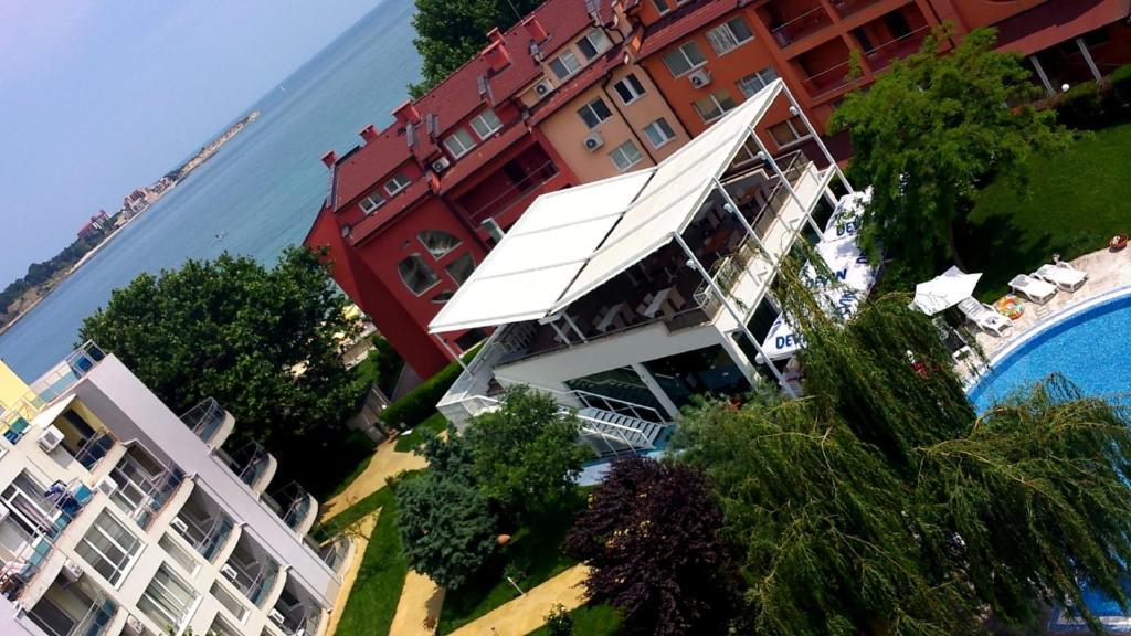 Отели Болгарии на первой береговой линии
