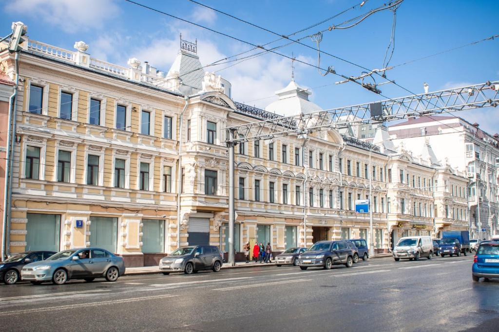 Отель Ажурный, Москва