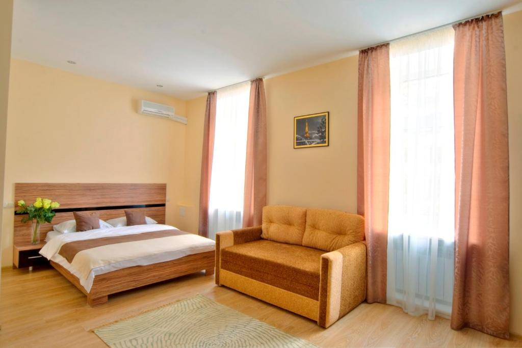 Sunday Apart Hotel, Киев, Украина
