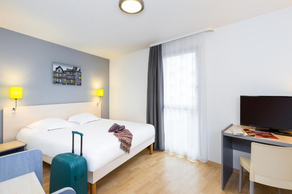 Aparthotel adagio access rennes centre - Adagio access paris porte de charenton ...