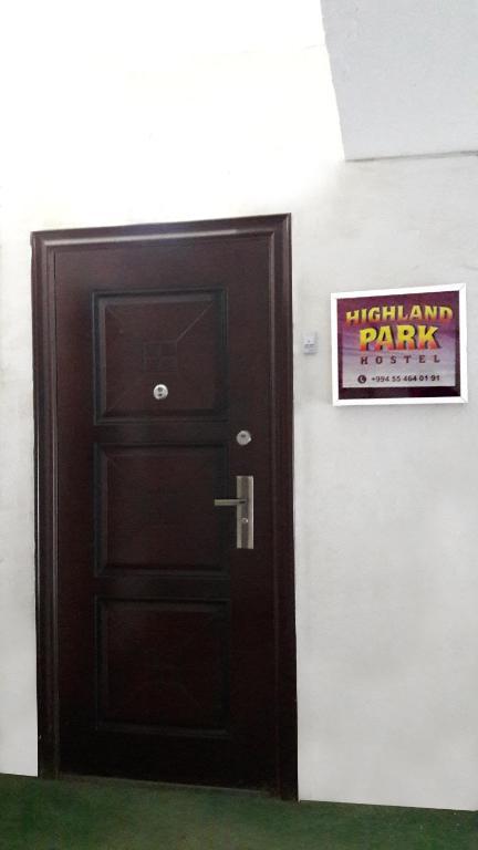 Хостел Highland Park