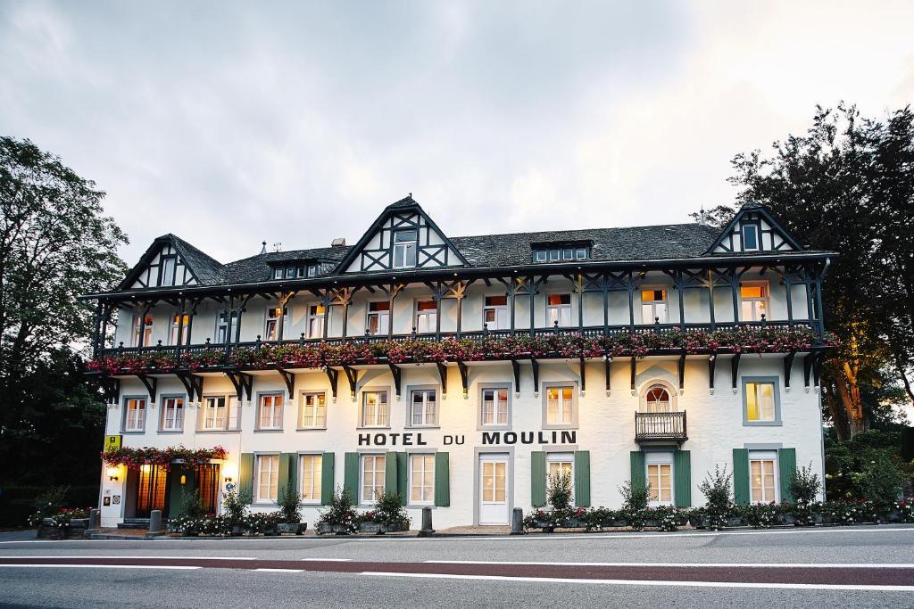 Hotel Du Moulin, Мальмеди, Бельгия