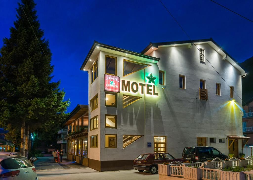 Motel Orhideja, Бугойно, Босния и Герцеговина