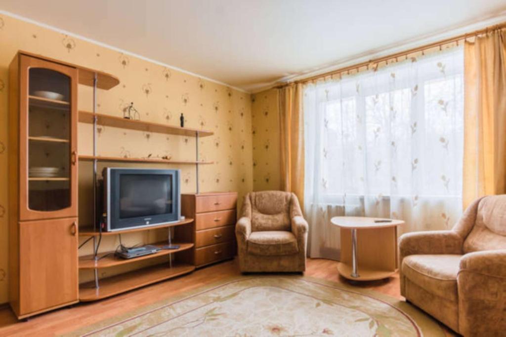 Апартаменты рядом с институтом Культуры, Минск, Беларусь