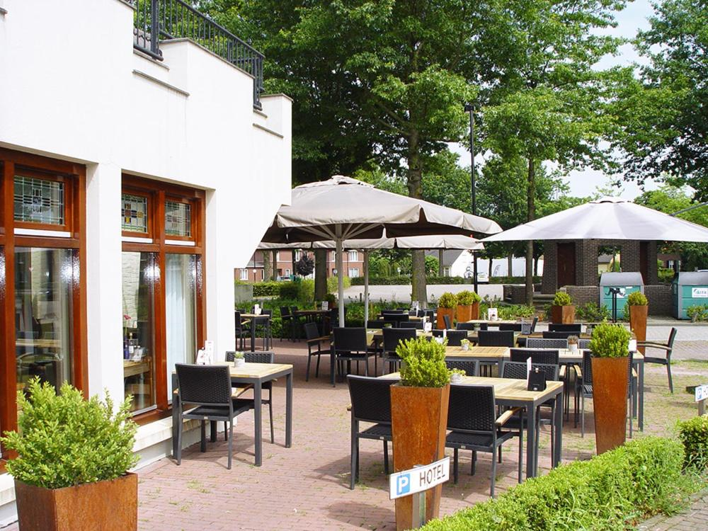 Hotel Huys van Heusden 3* (Нидерланды, Эйндховен) – цены отеля ...