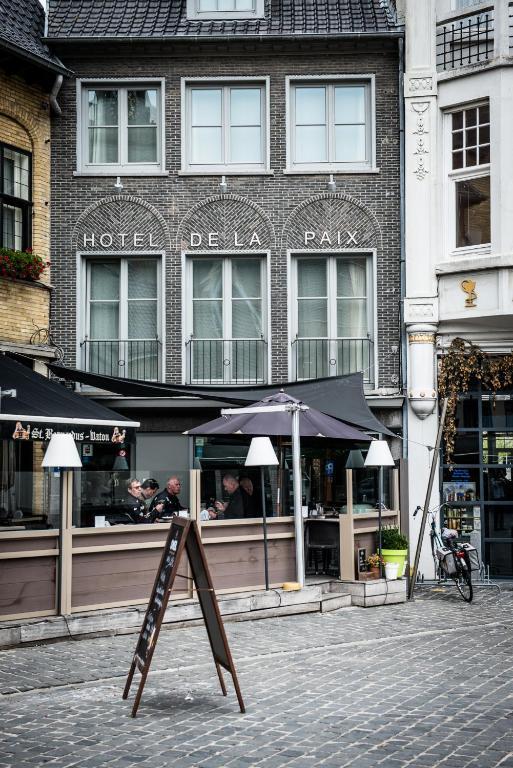Hotel De La Paix, Поперинге, Бельгия