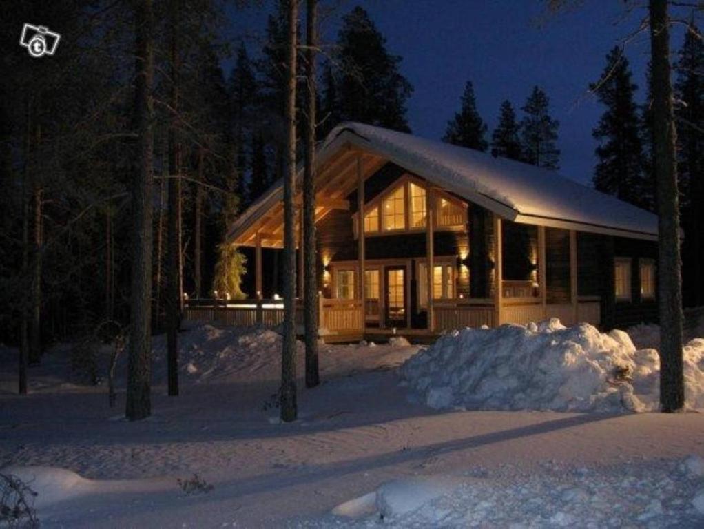 Коттеджи в финляндии отдых на новый год