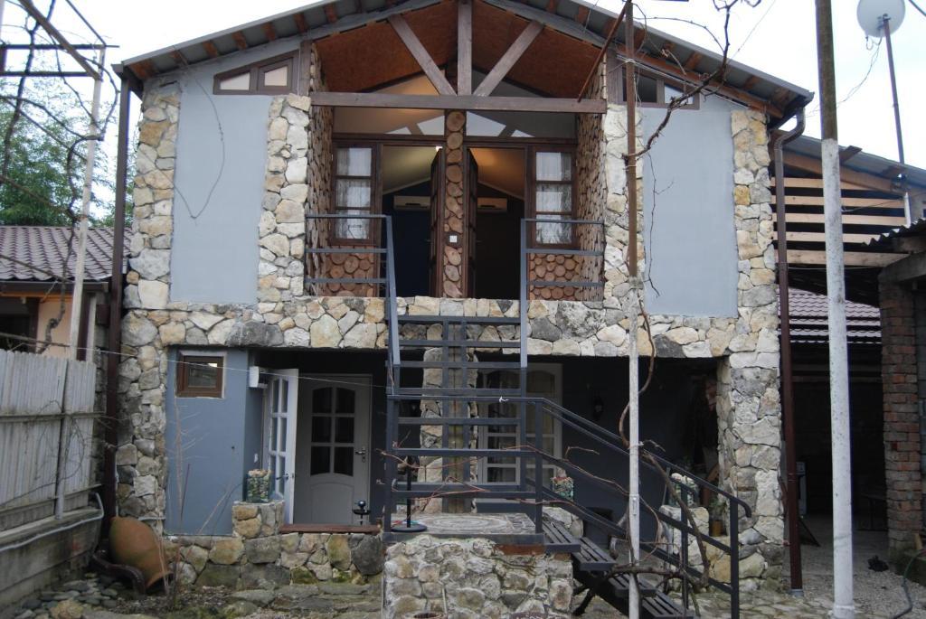 Гостевой дом Гудаута, Абхазия