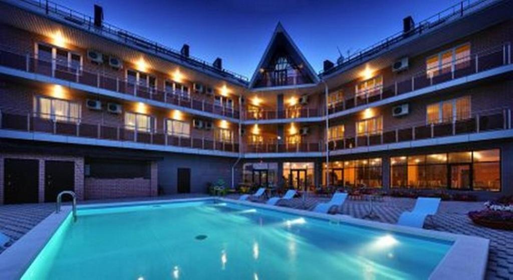 Отель Лотос, Анапа