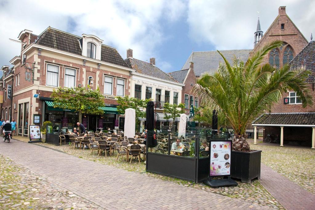 Hotel de Gulden Leeuw, Воркум, Нидерланды