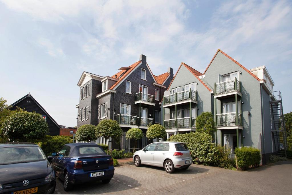 Hotel In den Brouwery, Домбург, Нидерланды