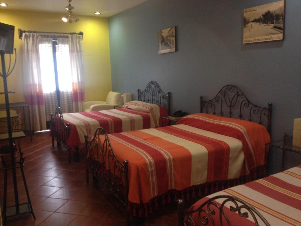 Отель Hotel Posada Doña Alicia, Оахака-де-Хуарес