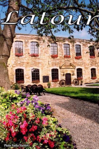 Chateau De Latour, Сент-Юбер, Бельгия