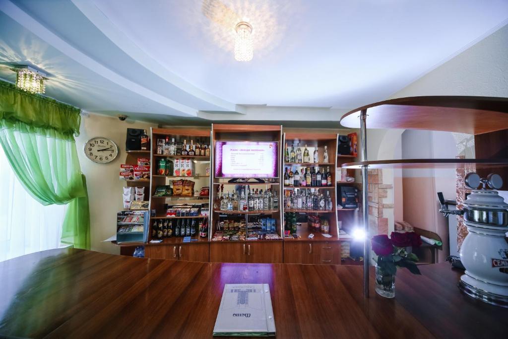 Гостиница Сары Арка, Павлодар, Казахстан