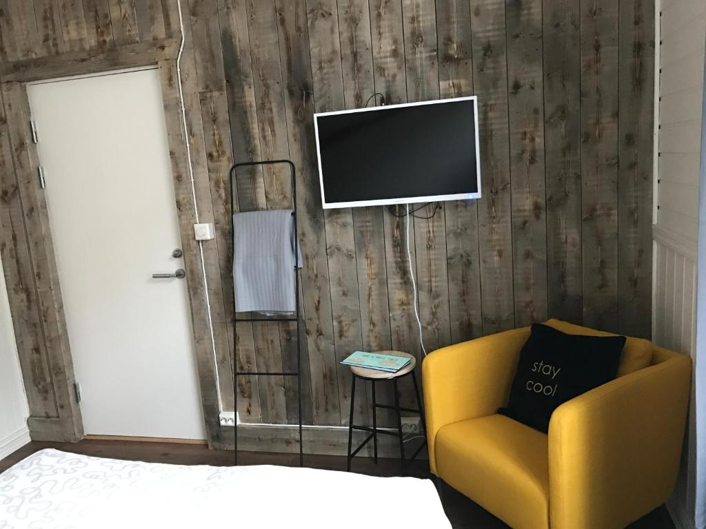 Astrupgården Room & Apartments, Нарвик, Норвегия