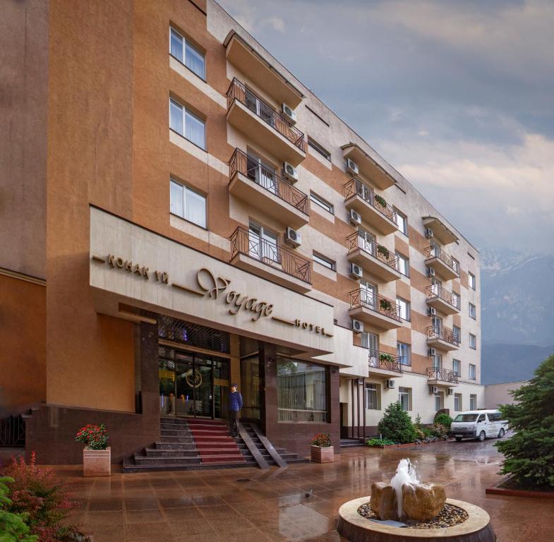 Отель Вояж, Алматы, Казахстан