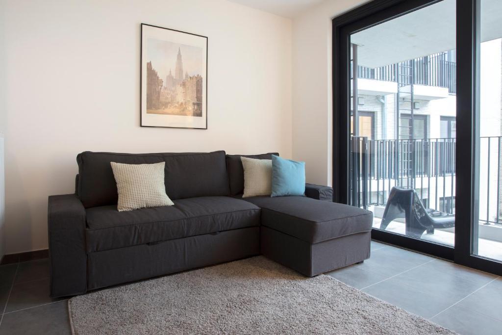 Brand New City apartment Antwerp, Антверпен, Бельгия
