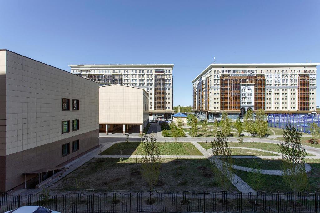 Апартаменты В Новом Мире, Астана, Казахстан