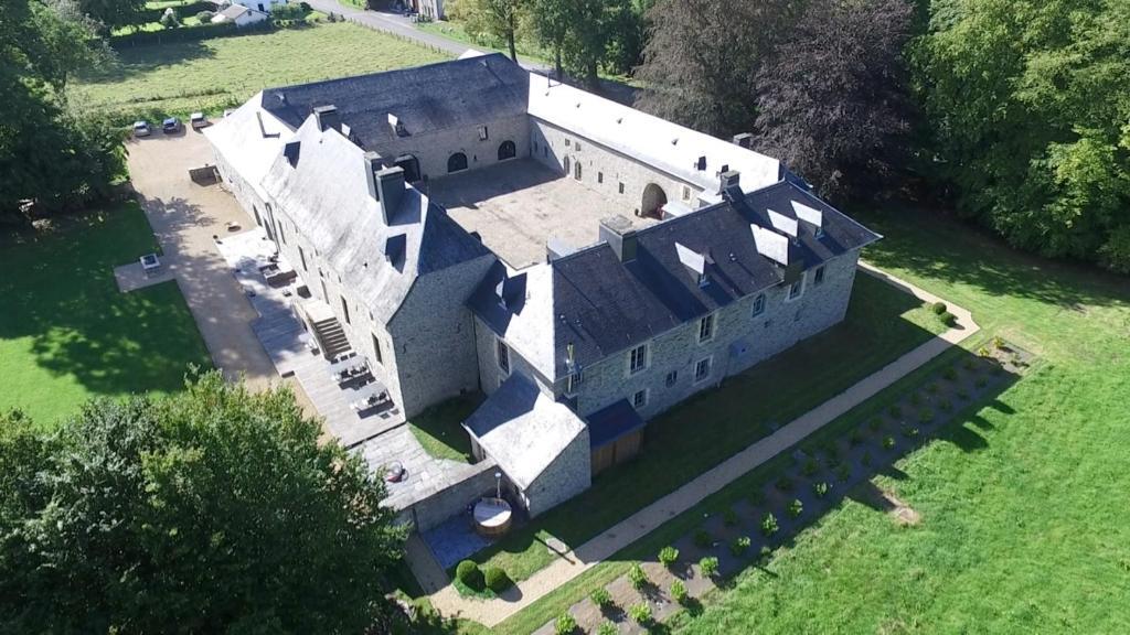 Château de Grandvoir, Сент-Юбер, Бельгия