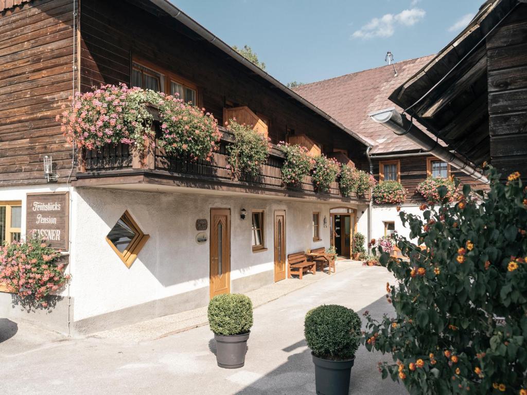 Privatzimmer und Ferienwohnungen Gassner, Адмонт, Австрия