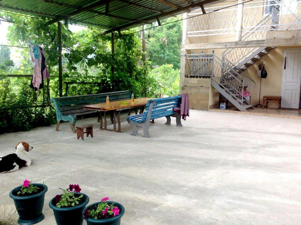 Гостевой дом В гостях у Сусанны