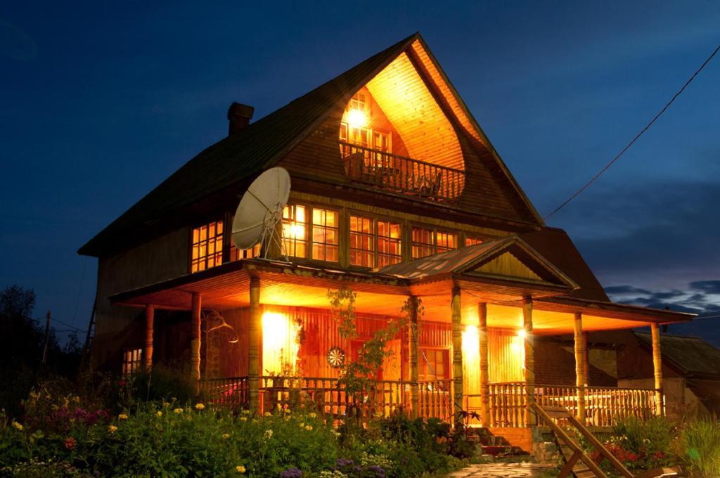 Гостевой дом Горлица, Соузга