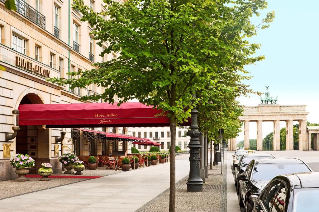 Berlin Hotel Adlon Angebote