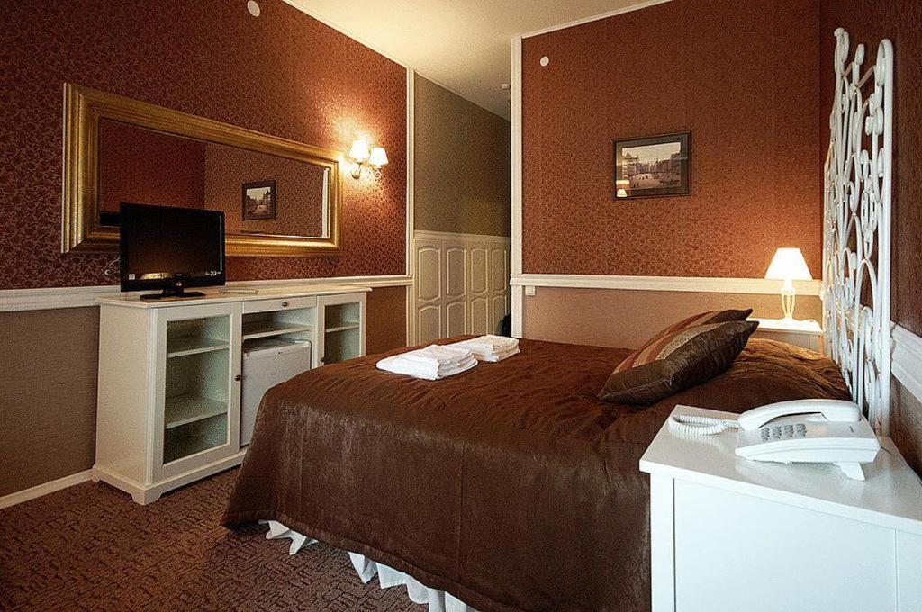 Отель Женева, Рязань