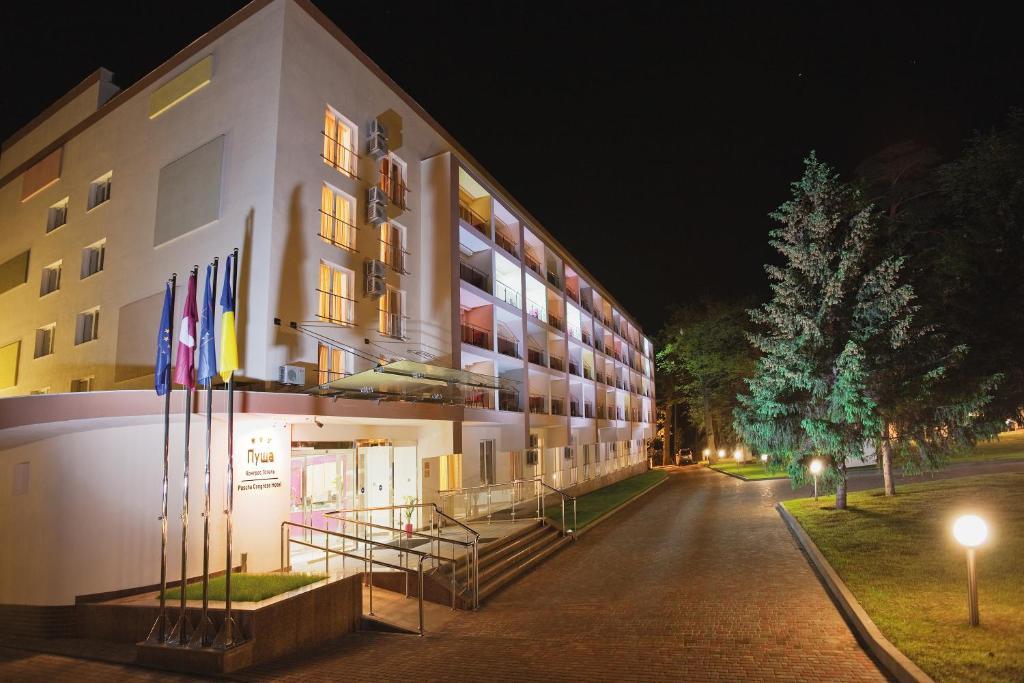 Отель Пуща Конгресс, Киев, Украина