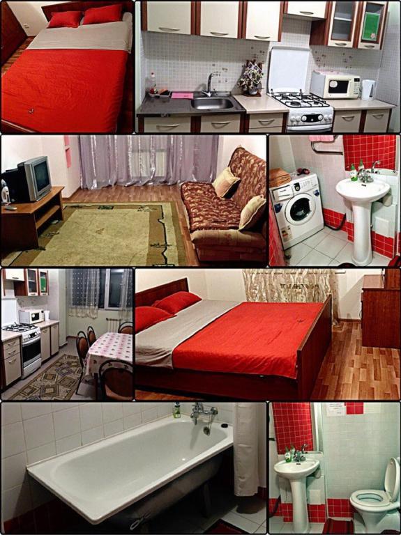 Апартаменты На Молдагулова 5а, Актобе, Казахстан