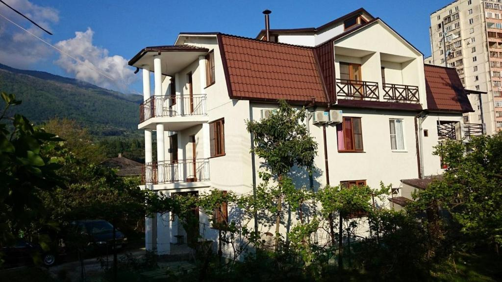 Гостевой дом Вилла Славы, Гагра, Абхазия