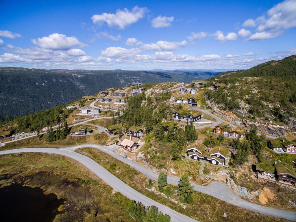 Gaustatoppen Booking, Гаустаблик, Норвегия