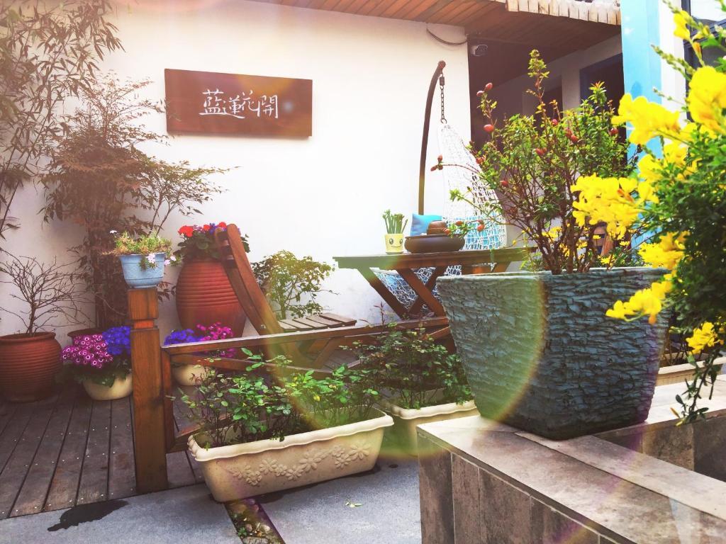 Lanlianhuakai Zhujiajiao Branch, Кинпу, Китай