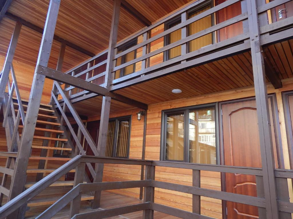 Гостевой дом Wooden