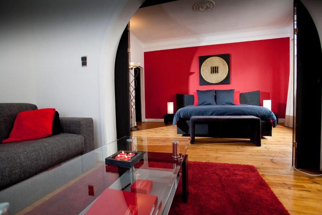 B&B Luxe Suites-1-2-3, Антверпен, Бельгия