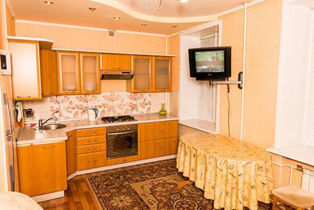 Комплекс апартаментов Кем, Кемерово