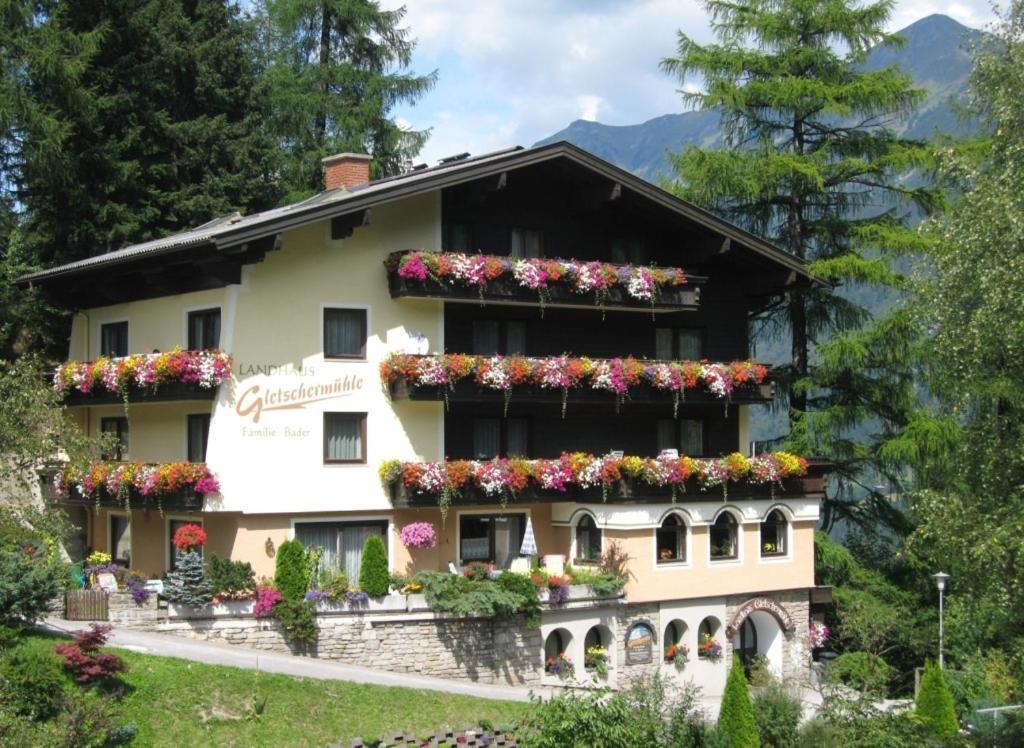 Landhaus Gletschermühle, Бад-Гастайн, Австрия