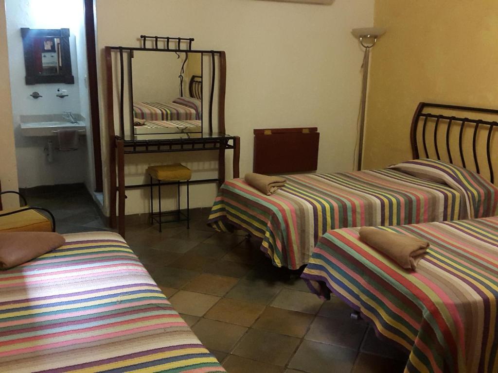 Отель Posada Don Matias, Оахака-де-Хуарес