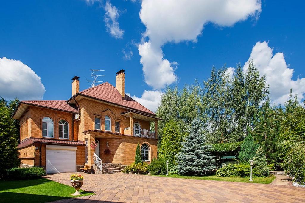 Дом для отдыха Баковкахауз, Одинцово