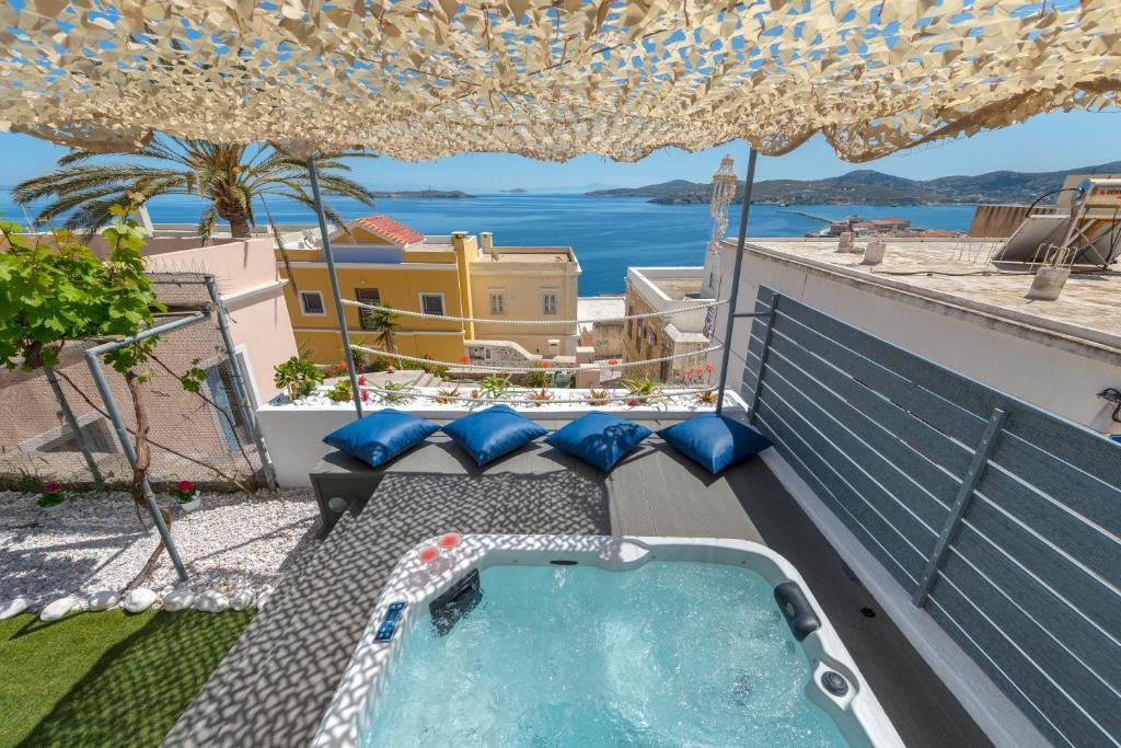 Veranda Syros House