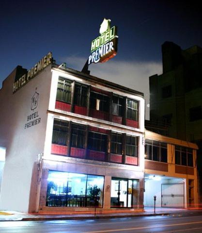 Отель Hotel Premier Saltillo Coahuila, Сальтильо
